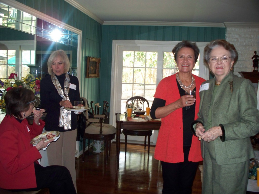 2010 March Luncheon