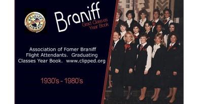 Braniff Grad Classes